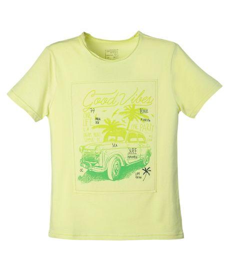 Camiseta-Ropa-nino-Verde