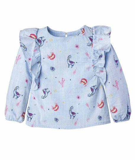 Camisa-Ropa-bebe-nina-Morado