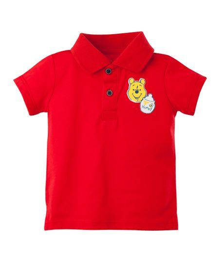 Camiseta-Ropa-recien-nacido-nino-Rojo