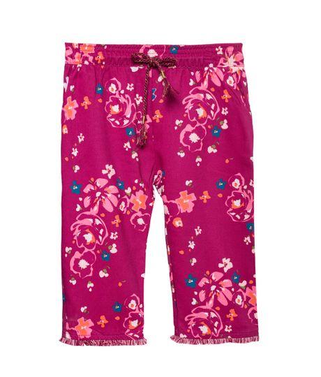 Pantalon-Ropa-bebe-nina-Rojo