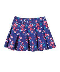 Minifalda-Ropa-bebe-nina-Azul