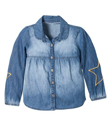 Camisa-manga-larga-Ropa-bebe-nina-Indigo-medio