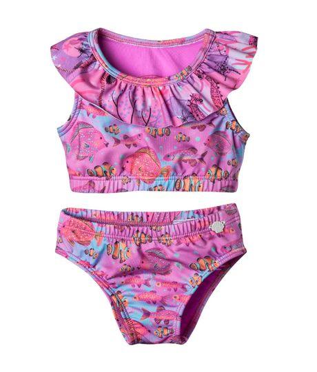 Bikini-Ropa-bebe-nina-Morado