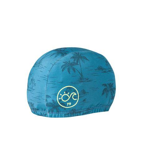Gorro-de-natacion-Ropa-nino-Azul