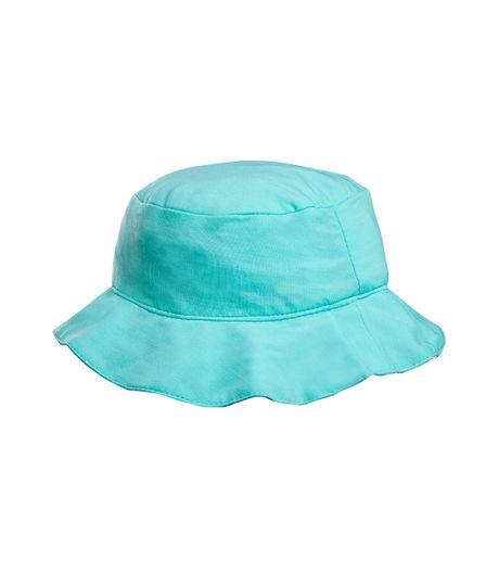 Sombrero-Ropa-recien-nacido-nina-Verde