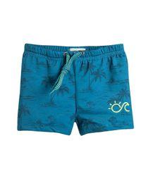 Boxer-de-natacion-Ropa-nino-Azul