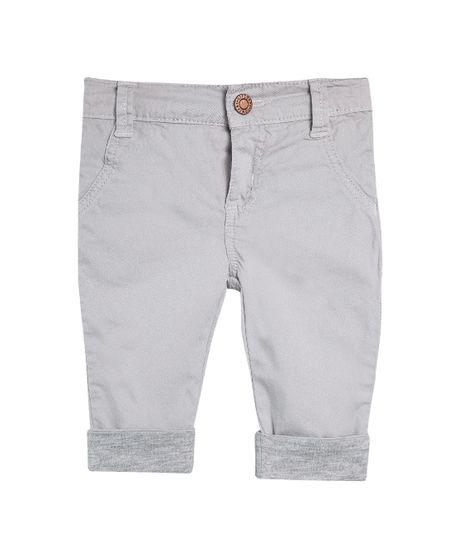 Pantalon-largo-Ropa-recien-nacido-nino-Gris
