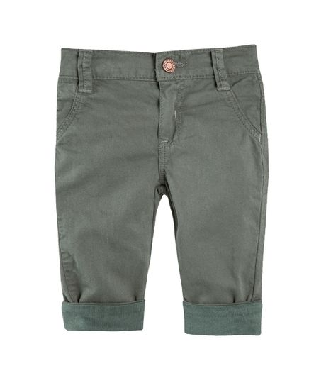 Pantalon-largo-Ropa-recien-nacido-nino-Verde
