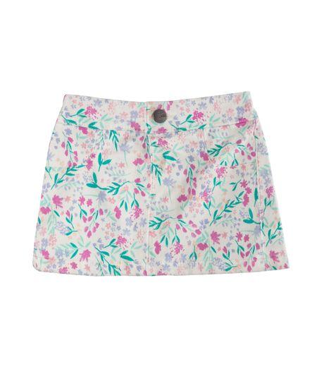 Minifalda-Ropa-recien-nacido-nina-Blanco