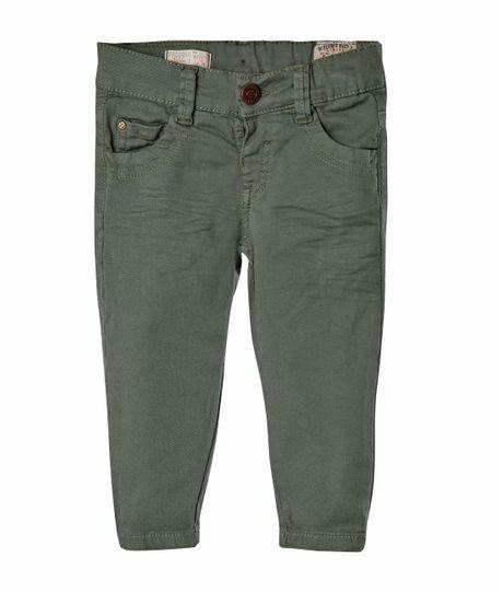 Pantalon-super-slim-Ropa-bebe-nino-Verde