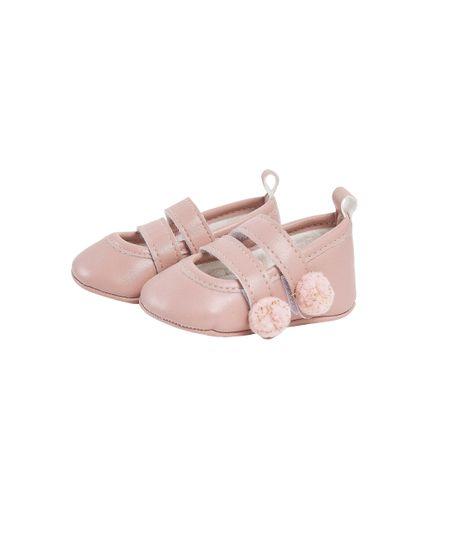 Baletas-Ropa-recien-nacido-nina-Rosado