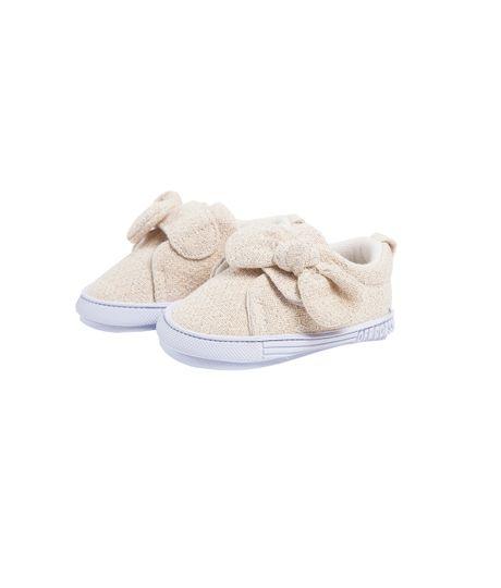 Zapatos-precaminadores-Ropa-recien-nacido-nina-Amarillo