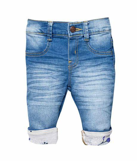 Jean-skinny-Ropa-recien-nacido-nina-Indigo-claro
