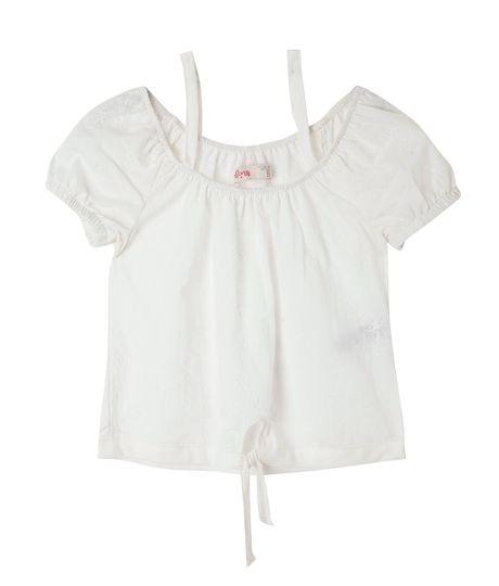 Camisa-Ropa-nina-Blanco