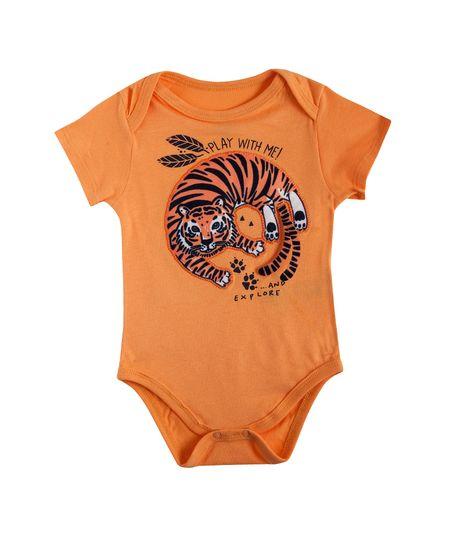 Body-estimulante-Ropa-recien-nacido-nino-Naranja
