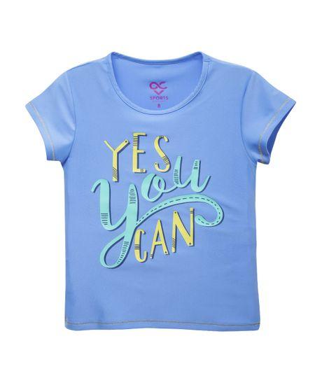 Camiseta-deportiva-Ropa-nina-Morado
