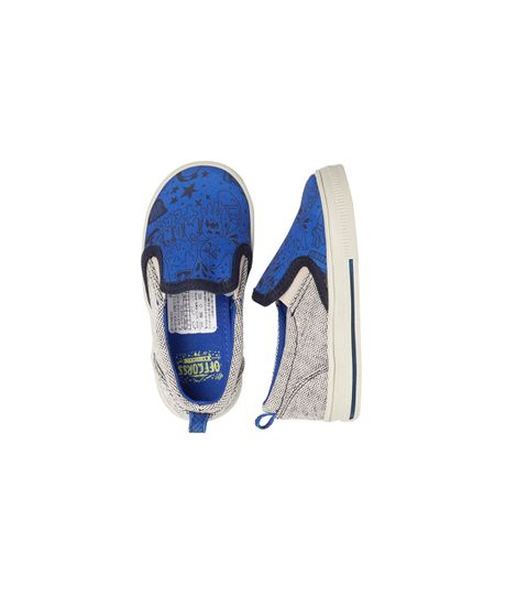 Calzado-Ropa-bebe-nino-Azul