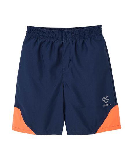 Pantaloneta-deportiva-Ropa-bebe-nino-Azul