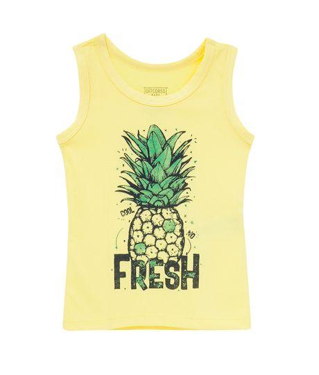 Camiseta-manga-sisa-Ropa-bebe-nino-Amarillo