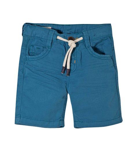 Bermuda-tipo-jogger-Ropa-bebe-nino-Azul