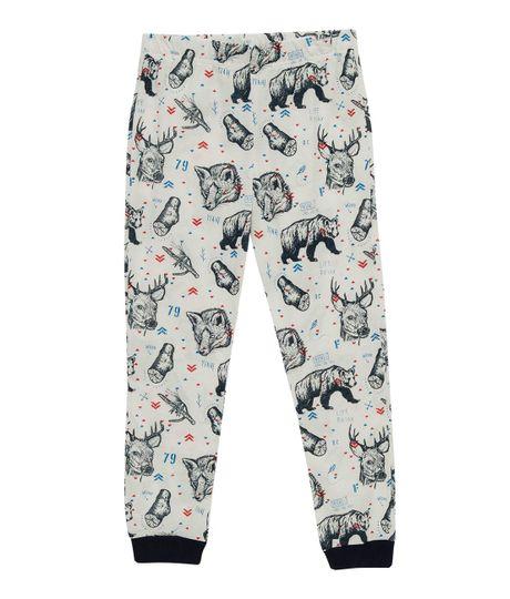Pantalon-de-pijama-Ropa-nino-Gris