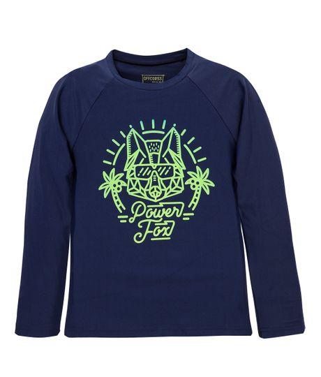 Camiseta-de-playa-Ropa-nino-Azul