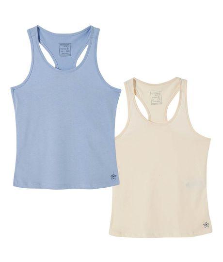 Set-x-2-camisetas-interiores-Ropa-nina-Morado