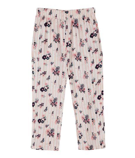 Pantalon-de-pijama-Ropa-nina-Rosado