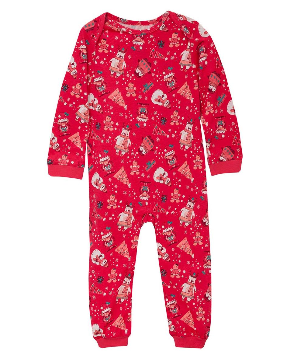 3ccc1503f Pijama enterizo