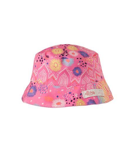Sombrero-doble-faz-Ropa-recien-nacido-nina-Rosado