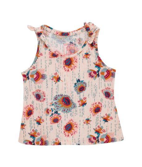 Camiseta-manga-sisa-Ropa-bebe-nina-Rojo