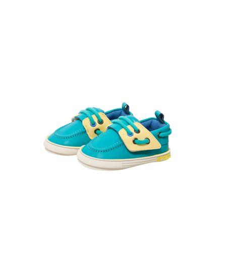 Zapatos-precaminadores-Ropa-recien-nacido-nino-Verde