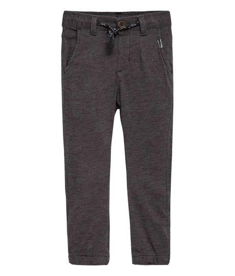 Pantalon-tipo-jogger-Ropa-bebe-nino-Gris