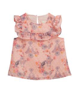 Camisa-manga-sisa-Ropa-bebe-nina-Rosado