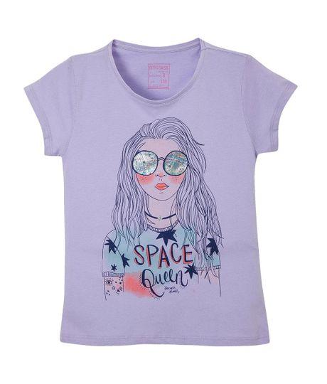 Camiseta-manga-corta-Ropa-nina-Morado