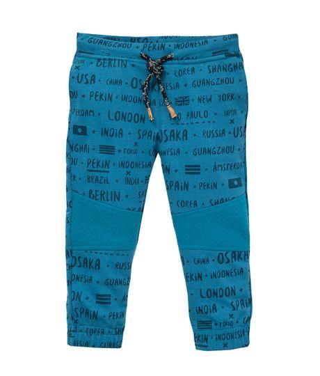 Sudadera-tipo-jogger-Ropa-bebe-nino-Azul