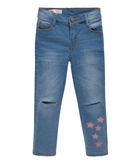 Jean-super-skinny-Ropa-bebe-nina-Indigo-claro