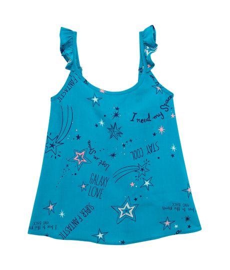 Camisa-manga-sisa-Ropa-nina-Azul