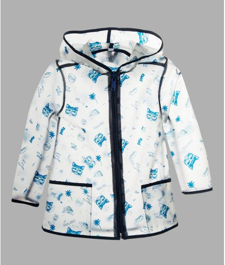 Chaqueta-para-la-lluvia-Ropa-bebe-nino-Azul