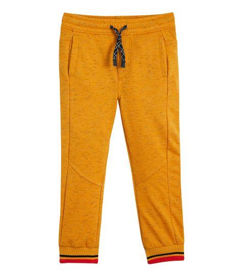 Sudadera-tipo-jogger-Ropa-nino-Naranja