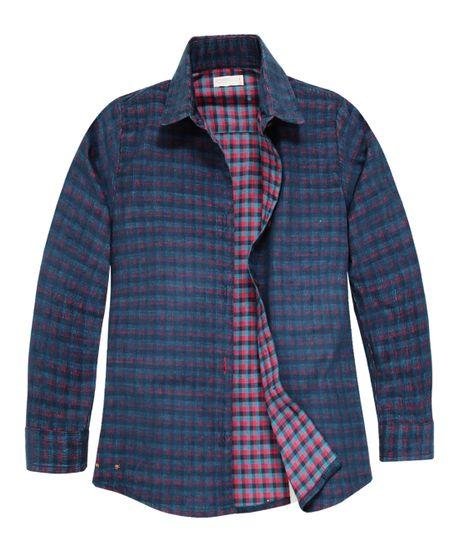 Camisa-doble-faz-Ropa-nino-Azul