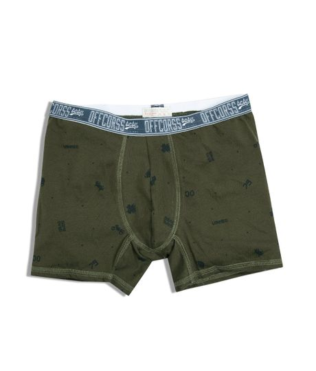 Boxer-Ropa-nino-Verde