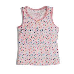 Camiseta-interior-Ropa-bebe-nina-Rosado