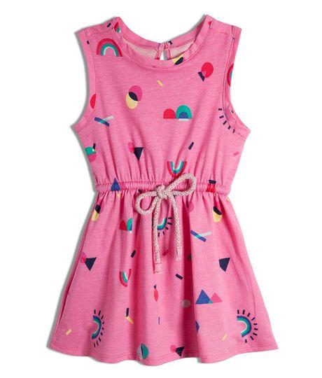 Vestido-manga-sisa-Ropa-bebe-nina-Rosado