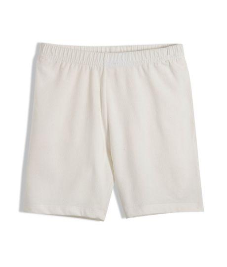 Pantalon-corto-Ropa-nina-Blanco