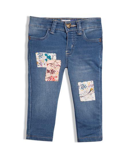 Pantalon-largo-Ropa-recien-nacido-nina-Indigo-medio