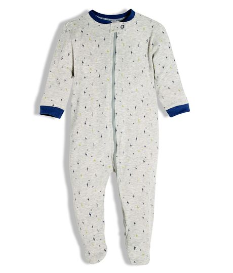 Pijama-enterizo-Ropa-recien-nacido-nino-Gris