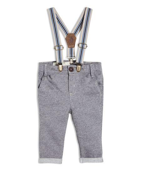 Pantalon-Ropa-recien-nacido-nino-Amarillo