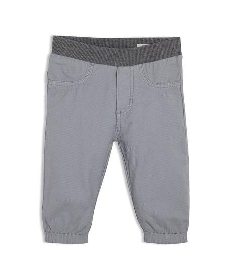 Pantalon-tipo-jogger-Ropa-recien-nacido-nino-Gris