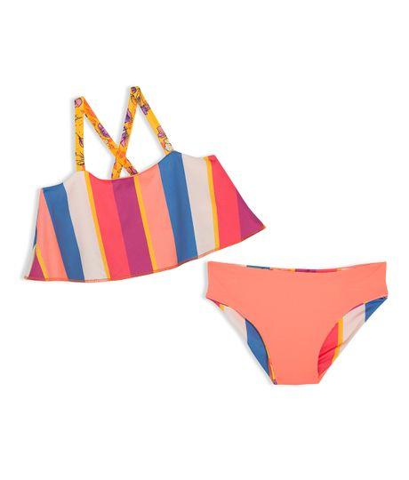 Bikini-Ropa-bebe-nina-Rosado
